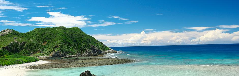 渡嘉敷島へ行こう