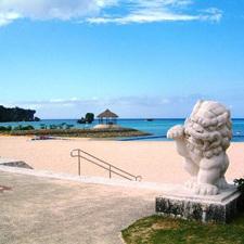 恩納海浜公園