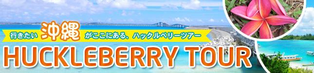 沖縄旅行のハックルベリーツアー