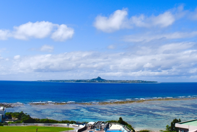 沖縄本島からアクセスしやすい離島、「伊江島」ってどんな島?