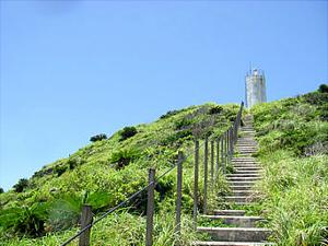 阿波連岬灯台