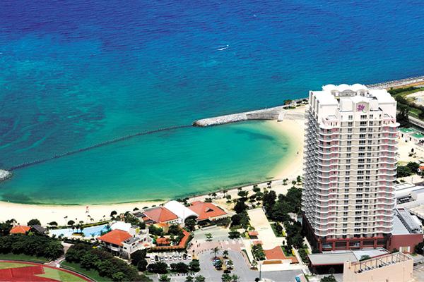 ザ・ビーチタワー沖縄フォト